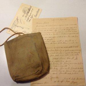 Lettere e cartoline spedite a Gabriele Anticoli