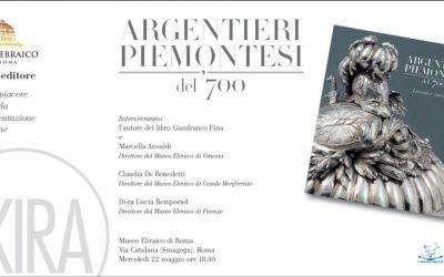 Argentieri piemontesi del '700