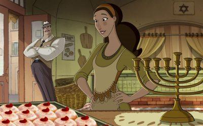Short animation Hanukkah – The festival of lights